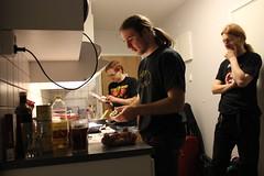 Kochen bei Vity