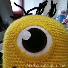 Minion #amigurumi #miniontoy #minionmania #minion #minionslove #minionstuff #marcaecuatoriana #minionrush #mujeresemprendedoras #minionbanana #minionlover #madeinecuador #ecuadormipais #Ecuador #gye #Guayaquil #hechoenecuador (MirthaAmigurumis) Tags: ecuador phil crochet craft stuart amigurumi guayaquil minions gye minion madeinecuador hechoenecuador despicableme uploaded:by=instagram
