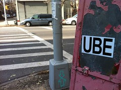 IMG_2196 (ube1kenobi) Tags: streetart art graffiti stickers urbanart stickertag ube sanfranciscograffiti slaptag newyorkgraffiti losangelesgraffiti sandiegograffiti customsticker ubeone ubewan ubewankenobi ubesticker ubeclothing