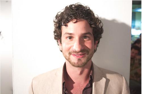 Miguel Bonnefoy, écrivain en résidence en 2014