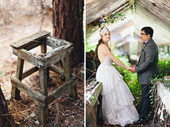 Becky + Jose (Flora + Fauna) Tags: trees wedding house green bird abandoned birdcage fauna vintage photography diy flora photographer dress florida recycled antique 1800s ivy cage greenhouse rooster fl bouquet anthropologie gown floraandfauna florafauna freepeople abandonedflorida theglenvenue glensaintmary