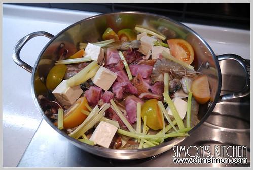 德國豬腳海鮮鍋10