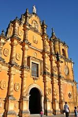 Leon - Iglesia de La Recoleccion (zorro1945) Tags: history church religion leon nicaragua baroque catholicism centralamerica centroamerica spanishcolonialarchitecture baroquefacade iglesiadelarecoleccion mexicanbaroque