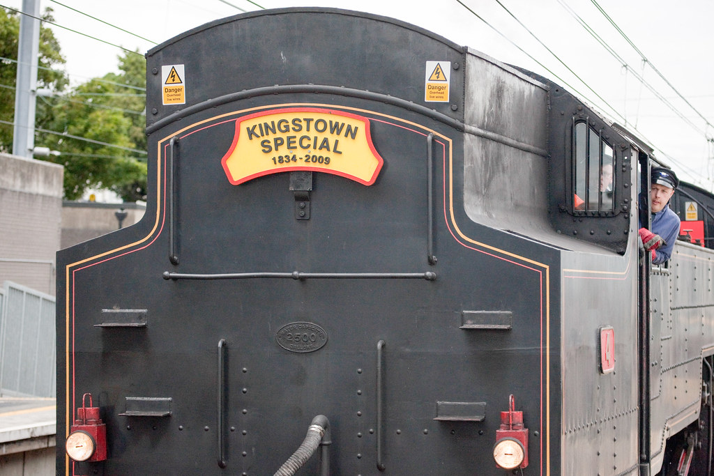 Steam Train - The Kingstown Special
