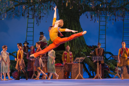 What did you think of Christopher Wheeldon's Royal Ballet adaptation of Shakespeare's play?