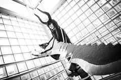 Black Gold Saw (Elderx Photography) Tags: cosplay tracon blackgoldsaw blackrockshooter