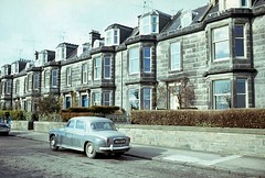 Richmond Terrace (Dundee City Archives) Tags: richmondterrace dundee old olddundeephotos rover p4 res976 1960s victorianhousing stone buildings architecture design