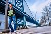Ben Frank Bridge. (dougbrown11) Tags: maryland marylandart philly phillyart flickrart flickr 215 newphoto canonrebel t6 newphotographer bridges wideangle jawn