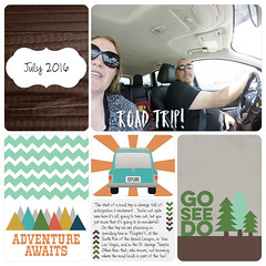 Vacation July 2016 A-1.jpg (girl231t) Tags: zzprojectlifeapppages 0scrapbooking 04year 2016 0photos vacation 01family 01people 02event scrapbook layout 12x12layout projectlifeapp