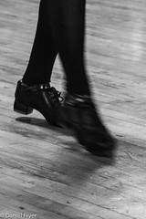 Dancing Feet (danfryer2) Tags: stpatricksday danceout danceshoes blackandwhite dance emeraldisle nikond7200 irishdance