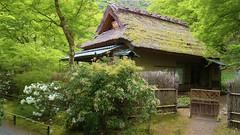 a tea ceremony house 'Seishou-ken'-  Kyoto Saga Tenryu-ji Temple - Hougon-in (maco-nonch★R(on/off)) Tags: saga ayashiyama tenryuji hougonin temple 法厳院 kyoto 京都 allmanual manualexposure