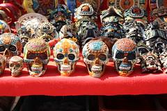 Chichen Itza (brenofs) Tags: mexico chichen itza skull calavera