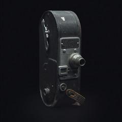 Keystone 16mm (withayou) Tags: camera filmcamera vintagecamera 16mm cameraporn lowlight keystonecamera antiquecamera 5d 5dmarkiii eos canon5dmkiii sigma sigma2470mm ringlight