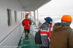 Fitness is important, but... (Jim Scarff) Tags: arcticocean svalbard