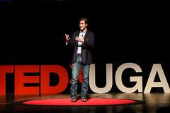 Bart Newman @ TEDxUGA 2017: Spectrum