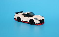 Nismo GTR (Masked Builder) Tags: lego moc nissan gtr nissangtr cars
