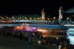 Alexandre III bridge @night (CreART Photography) Tags: paris night nightparis bridgesofparis pontalexandreiii pontdesarts