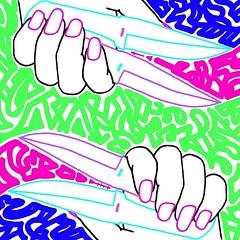 🔪🔪🔪 #art #artist #sketch #doodle #flowy #flowing #colour #cyan #moleskine #copic #vaporart #vaporwave #aesthetic #trippy #psychedelic #neon #pastelgoth #abstract #abstractart #cyberpunk #graffiti #seapunk #stickerart #toronto #phoenix #l (Melissa B drawings) Tags: ifttt instagram melisssne 🔪🔪🔪 art artist sketch doodle flowy flowing colour cyan moleskine copic vaporart vaporwave aesthetic trippy psychedelic neon pastelgoth abstract abstractart cyberpunk graffiti seapunk stickerart toronto phoenix losangeles ink knife holographic holo