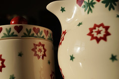 Glaze - Macro Mondays (Rob Hall -) Tags: macromondays glaze pottery ceramic pattern jug shine reflection polish sheen macro shiny closeup