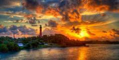 Paisaje 1602 (jmsendon) Tags: captainkimo florida hdr hdrphotography highdyanmicrange jupiterlighthouse lighthouse photomatixpro review software sunrise topazsoftware