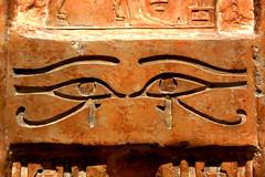 Eye of Horus (annalisabianchetti) Tags: egyptian egypt egitto eye occhi horus art ancient history culture