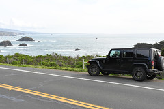 DEH_6374 (sobca) Tags: 75thanniversaryedition california hwy1 jku jeep ocean pacificcoasthighway sonoma wranglerunlimited