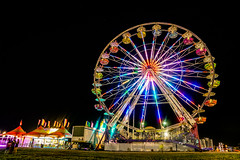 RodeoAustin_208 (allen ramlow) Tags: rodeo austin carnival night rides amusment texas sony a6500 light lights trail long exposure fun