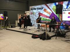 Skills stage performances
