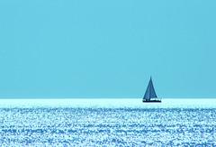 Spring sail (ekaterina alexander) Tags: spring sail sea seascape reflections sailing ekaterina england alexander sussex ocean waves ripples boat ship