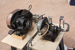 Washing Machine power (twm1340) Tags: 2017 az arizona flywheelers tractor show cottonwood ironhorse engine
