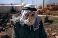 Yezidi farmer, refugee in Zakho camp after having fled Isis in Shingal. A refugee stays on average 17 years in a camp (Fabien Lasserre -) Tags: yezidi yazidi farmer iraq irak zakho camp refugee refugeecamp shengal shingal sinjar mossoul mossul isis daesh picoftheday eos5dmarkiv canon5d 5dmarkiv 50mm