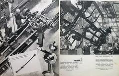 1959. Дорохов А. Как гайка толкнула грузовик 24-25 (foot-passenger) Tags: детскаялитература дорохов грузовик 1959 зил zil childrensliterature
