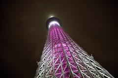 Tokyo Skytree (Bakuman3188) Tags: tokio 東京 tokyo skytree tokyoskytree 東京スカイツリー japan nihon nippon citys stadt buildings gebäude 日本