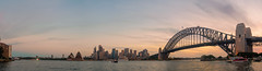 Kirribilli Sunset (Anthony's Olympus Adventures) Tags: sydney sydneyharbour sydneyoperahouse sydneyharbourbridge coathanger bridge newsouthwales australia city cityscape cityview water kirribilli panorama pano panoramic photo travel view sunset sundown sun sky yellow olympusem10 olympus olympusomd stunning wow beautiful amazing photogenic photography photograph cbd downtown circularquay waterway urban ilovesydney flickrheroes
