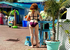 20170314_141726[1] (qsdfghman) Tags: young beauty diver legs nicebutt redhead butt ass sexy caymanislands grandcayman buttcrack