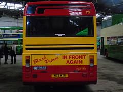 Black Prince 73 M73WYG (Joe26533) Tags: blackprince 73 m73 wyg m73wyg morley optare vecta