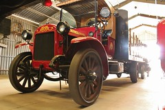 Antique Gas & Steam Engine Museum (USautos98) Tags: 1922 ruggles flatbed truck