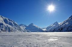 Portage Glacier and Lake, Alaska (steve_scordino) Tags:
