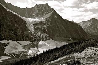 Angel Glacier, Jasper National Park, Canada