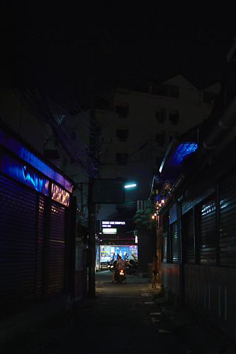 Chiang Mai alley