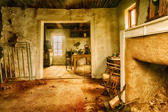 Salmon House (KPortin) Tags: salmonhouse ruins abandonedhouse homestead interior newmexico