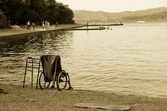 život/life ? (JoyFul-Child) Tags: sea life without disease wiew right people nude calm important wheels old young person