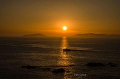 sunset (Pat Celta) Tags: nikon d7000 sunset sun sea seascape galicia udra bueu