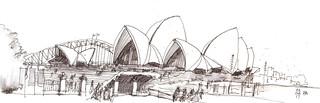 Sydney Opera House 020417