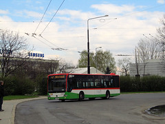 Mercedes Conecto LF, #2329, MPK Lublin (transport131) Tags: bus autobus ztm lublin mercedes conecto lf mpk