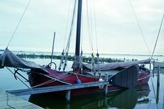 IMG_8399 (johan262) Tags: pentax me 50mmf17 film boat holland fuji superia 200iso
