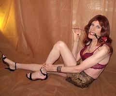 DSCF8844 (Rachel Carmina) Tags: cd tv ts tg trap tgirl trans femme femboi heels sexy crossdresser transvestite