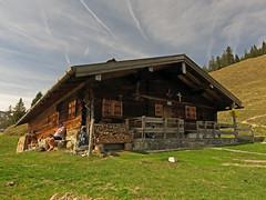 Neuhütte (aniko e) Tags: neuhütte bayrischzell hiking hut alm almhütte bavaria germany