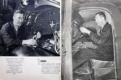 1959. Дорохов А. Как гайка толкнула грузовик 48-49 (foot-passenger) Tags: детскаялитература дорохов грузовик 1959 зил zil childrensliterature