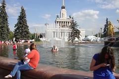 Moscow 2012_06_22 (Rudike) Tags: wetlook moscowfountain fountain moskou moscow